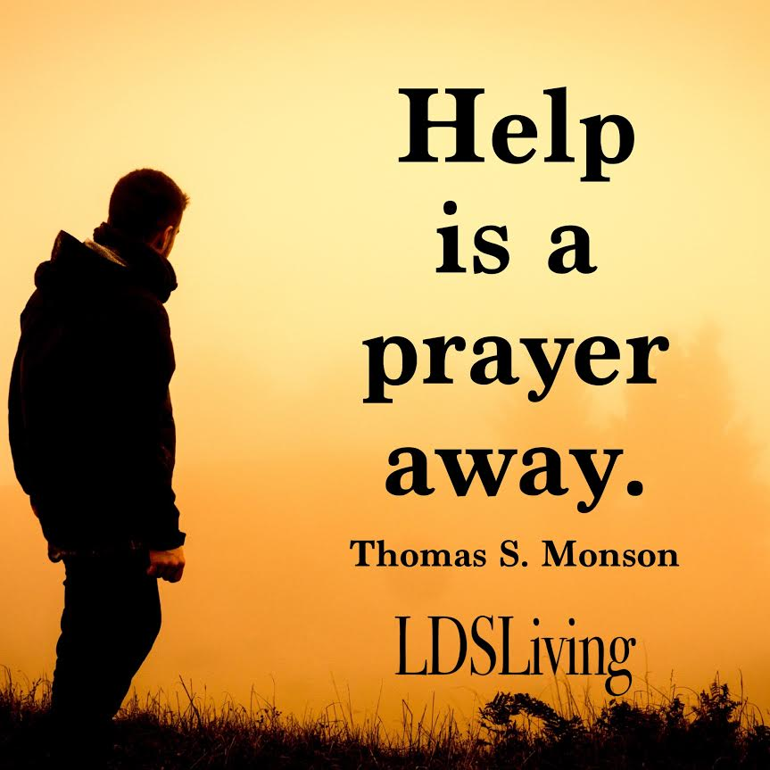 40 LDS Quotes For When You Don't Feel Like Praying LDS Living Simple Praying Quotes