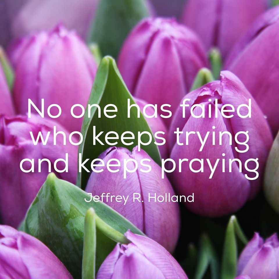 6 LDS Quotes for When You Don't Feel Like Praying