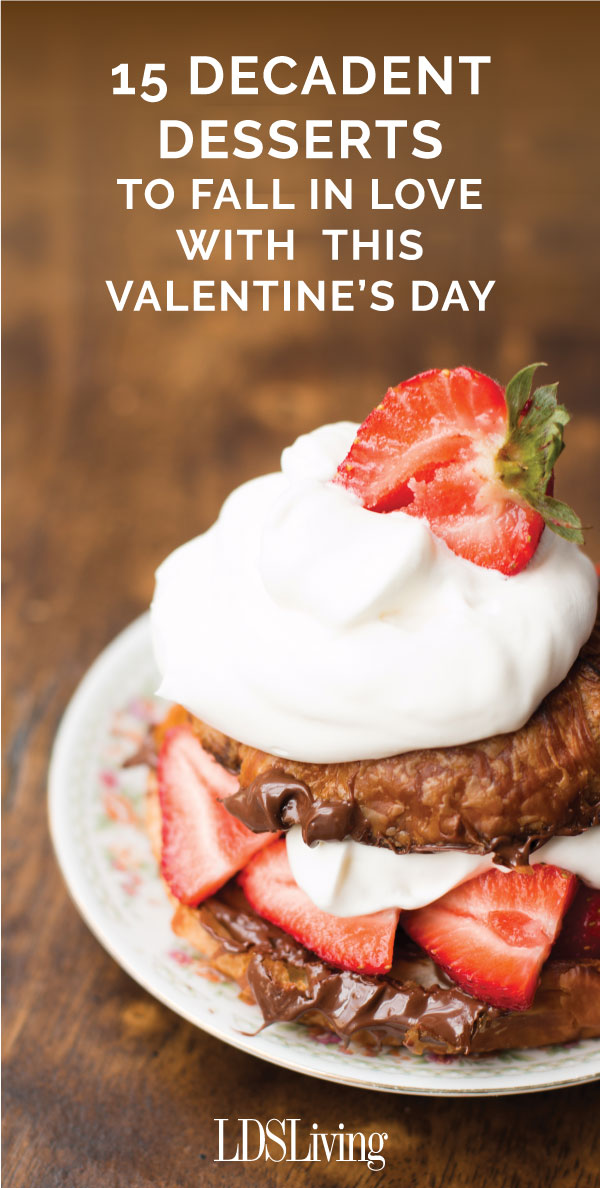 15 Decadent Desserts to Fall in Love with This Valentine's Day