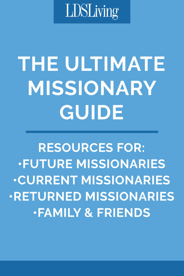 The Ultimate Missionary Guide