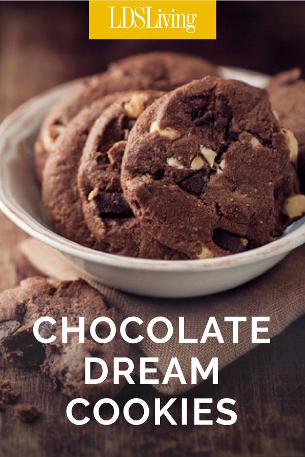 Recipe: Chocolate Dream Cookies