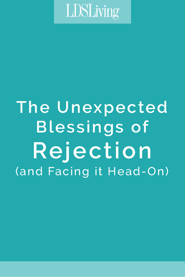 Rejection is real… and it's often painful, and difficult to face. Yet the more I searched for it, the more I realized it permeates the gospel and our lives.