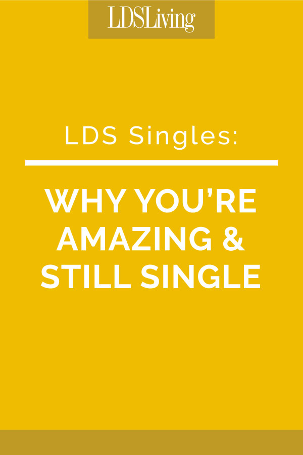 Struggling to find an eternal companion and not sure why? LDS dating coach Alisa Goodwin Snell might just have the answer for you.