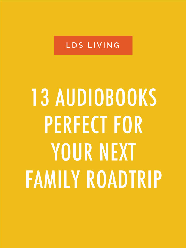 Road trips are a perfect time to listen to an audiobook. If you're looking for quality literature to share with your kids or to listen to yourself, here are a few great options perfect for your summer road trips!