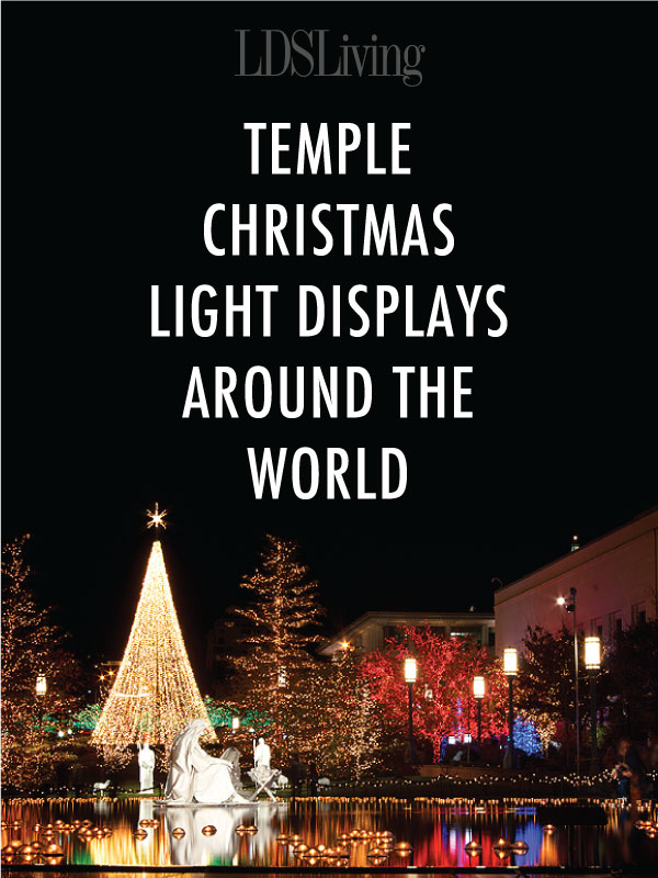If you love temples as Christmas lights as much as we do, you won't want to miss these 13 stunning displays from across the world!