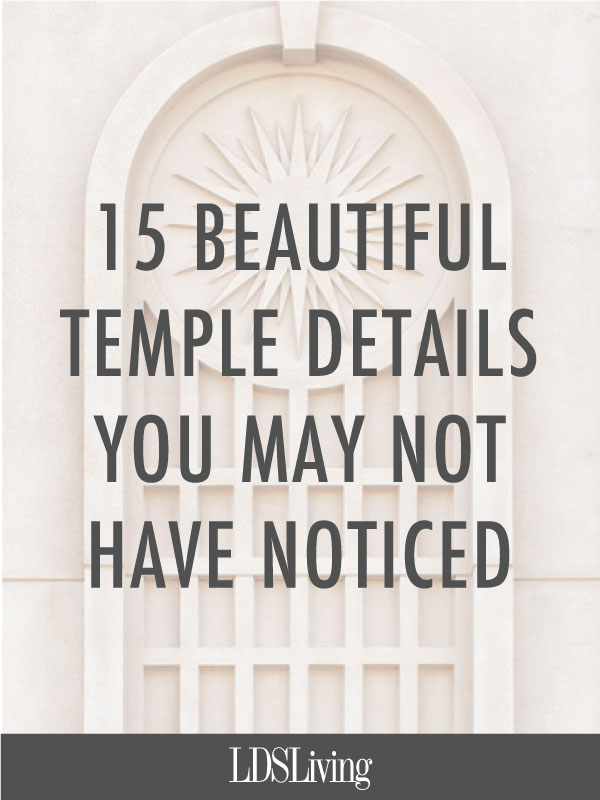 Every temple has its own unique, beautiful details in its architecture. Check out some of the stunning stonework on temples around the world.