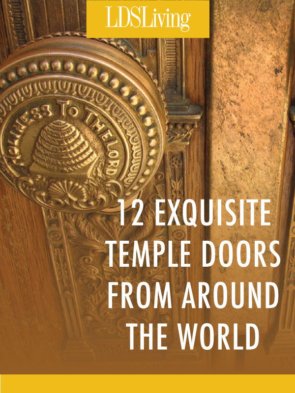 Every temple has its own unique, beautiful details in its architecture. Check out some of these stunning temple doors and entrances from around the world.