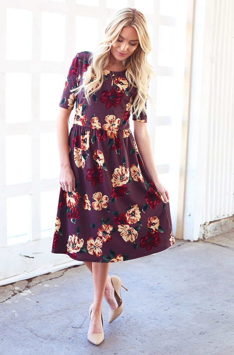 15 Cute, Modest Summer Dresses Perfect For Church