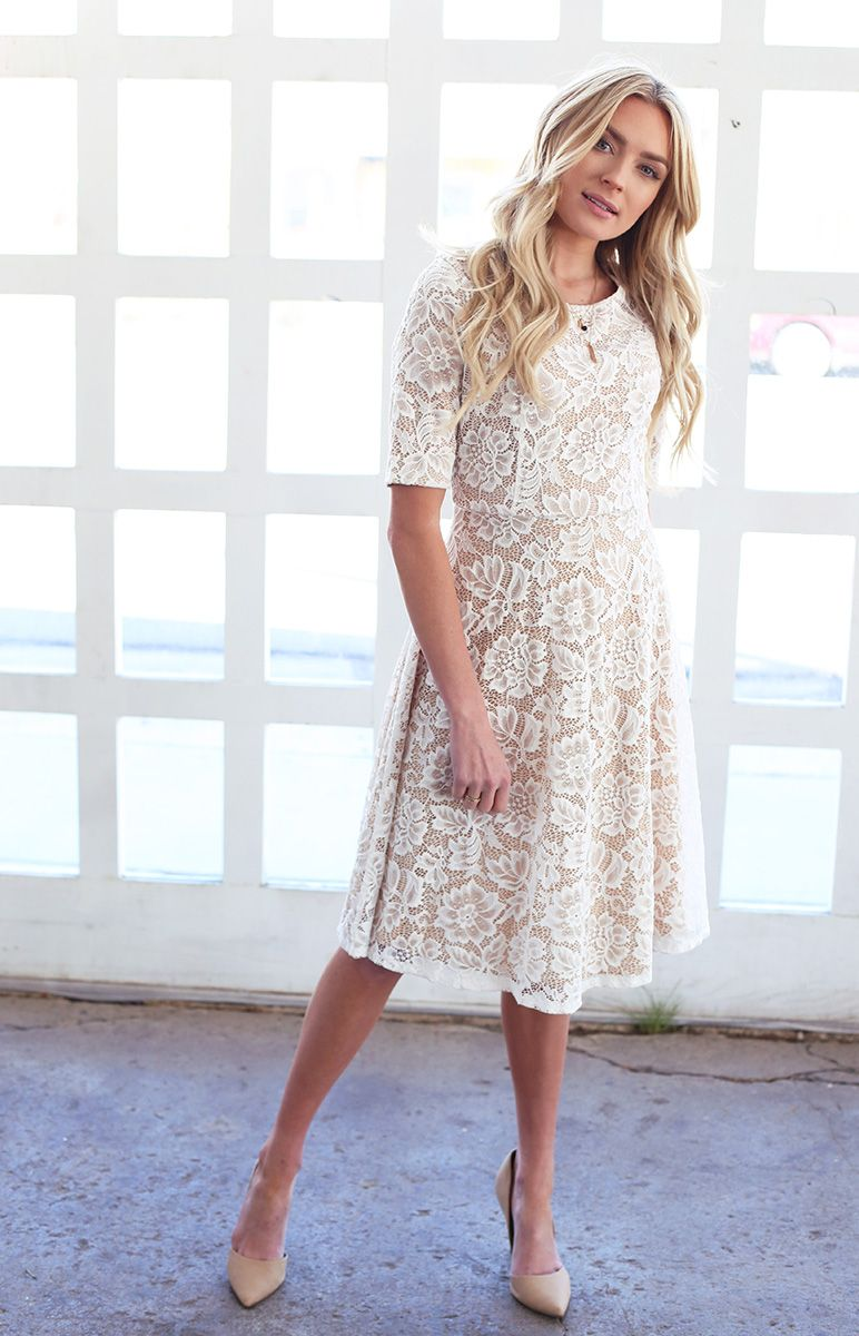 Summer Clothing Styles 2015: 15 Cute, Modest Summer Dresses Perfect For Church