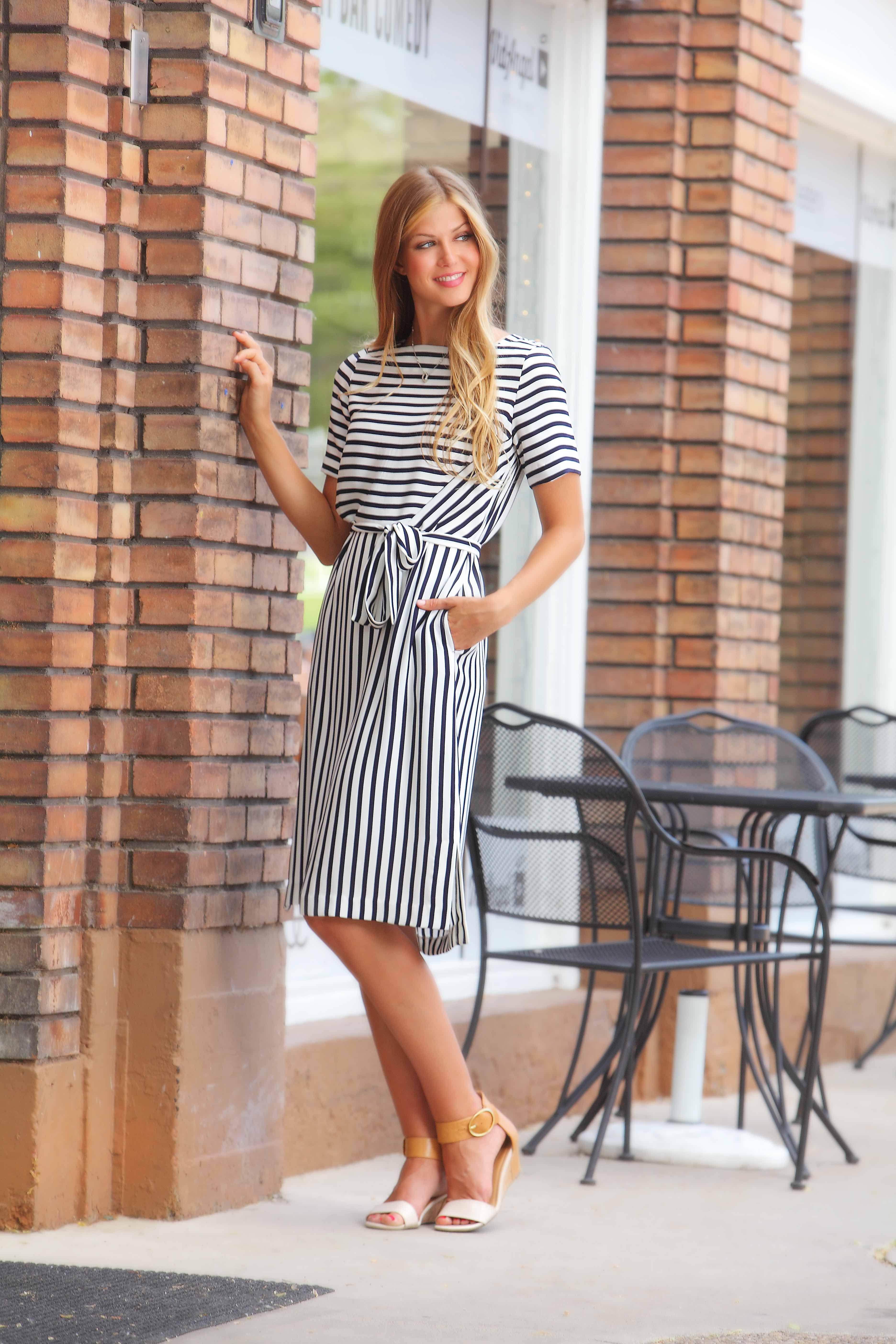 15 cute  modest summer dresses perfect for church