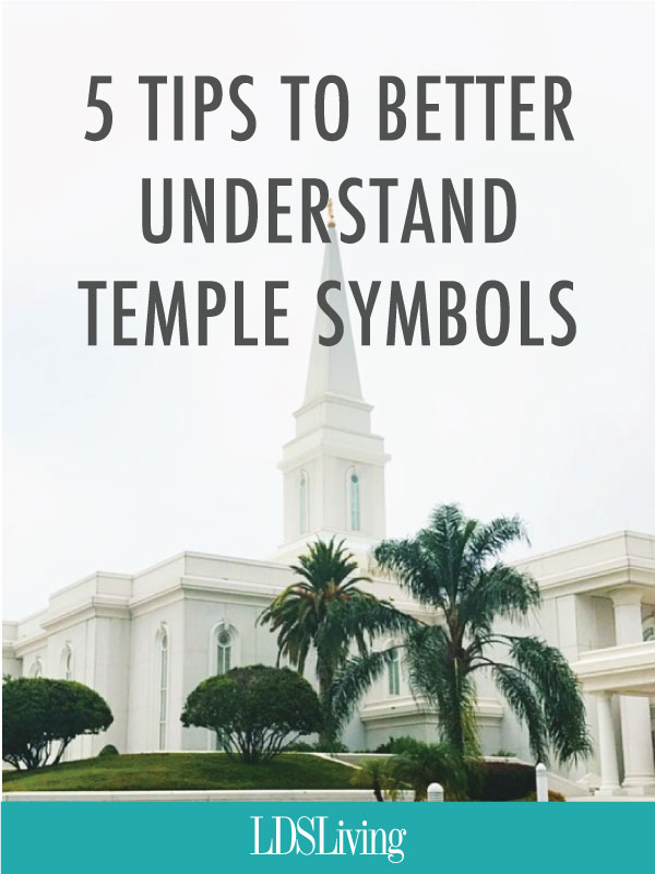 Temples are full of symbolism. And knowing why symbolism is such a big deal and what to look for will help us understand what that symbolism is and learn more from it—improving our temple worship.