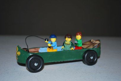 Creative Pinewood Derby Car Ideas You Wish You Had Thought Of - Derby cars