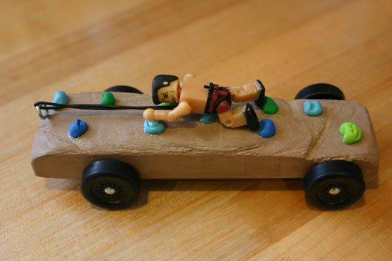 80 Creative Pinewood Derby Car Ideas You Wish You Had