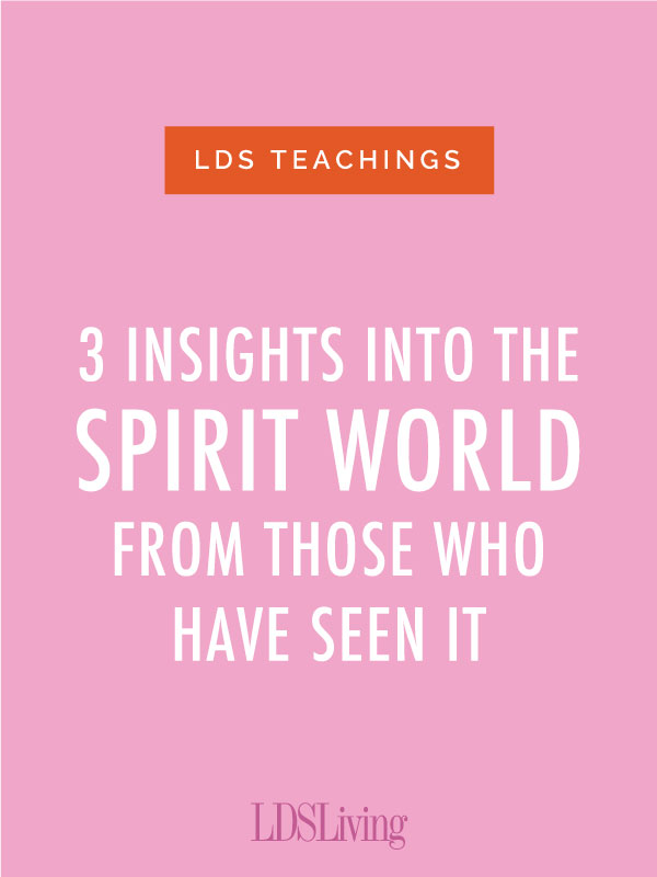 Ever wonder what happens to our spirits after we die? Read these eye-witness accounts of where our spirits go after we die and what it looks like.