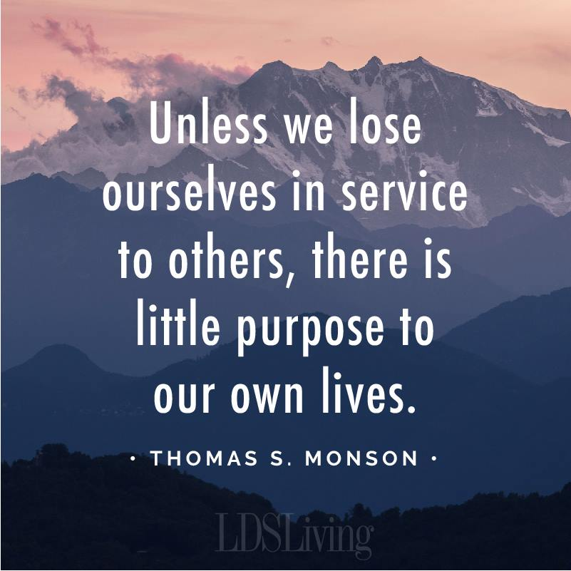 23 Of Our Favorite Quotes From President Monson Lds Living
