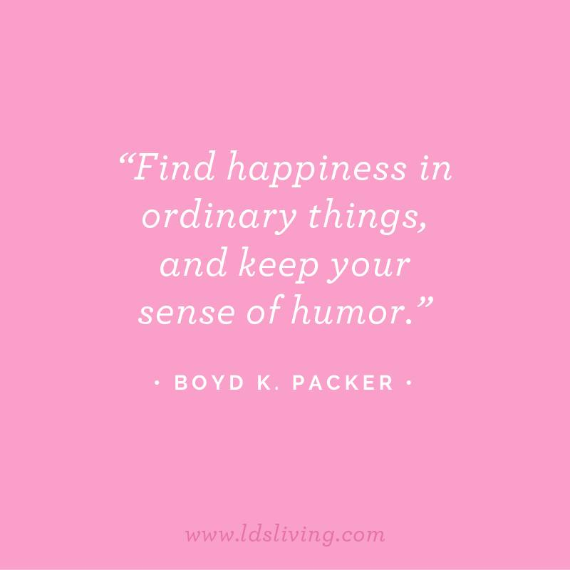17 LDS Quotes to Find Happiness