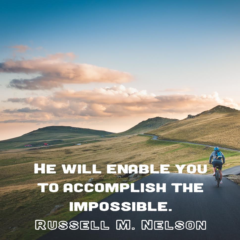 14 LDS Quotes for When You Need Courage | LDS Living
