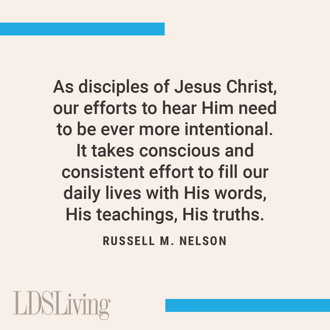 A Powerful Quote From Each April 2020 General Conference Talk Lds Living