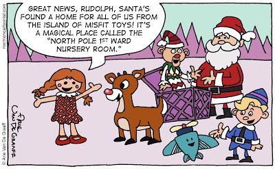 Christmas Comics.15 Christmas Comics Mormons Will Understand All Too Well